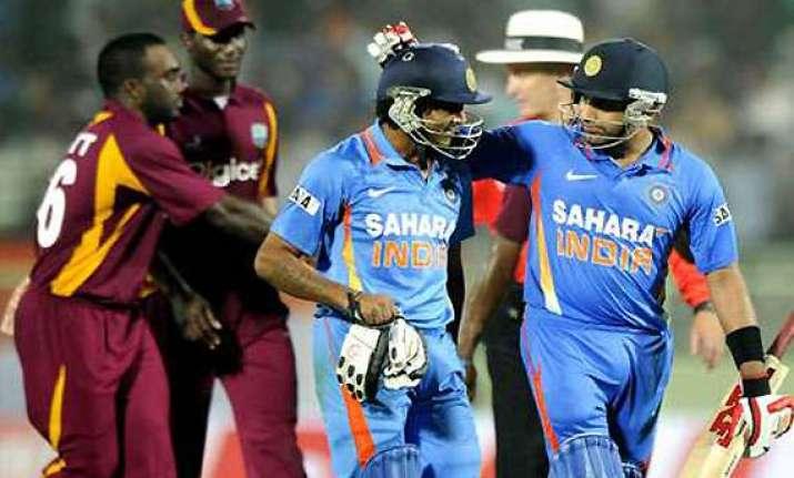 india sri lanka windies for tri nation series