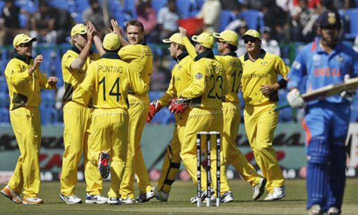 chawla harbhajan spin india to victory against aus