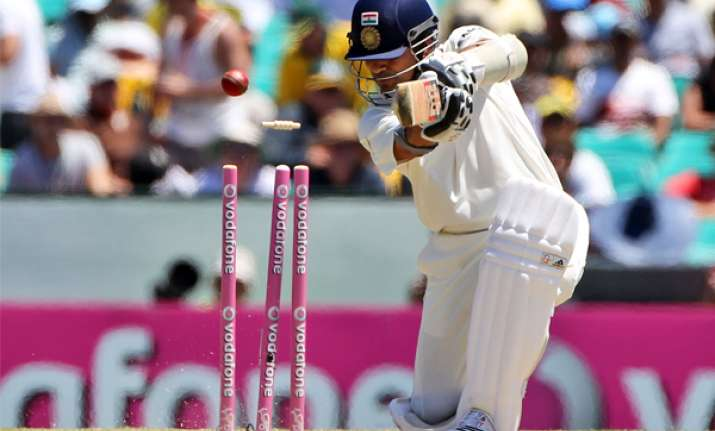 2nd test australia on top after day 1