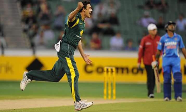 india dusted again lose odi against aussies by 65 runs