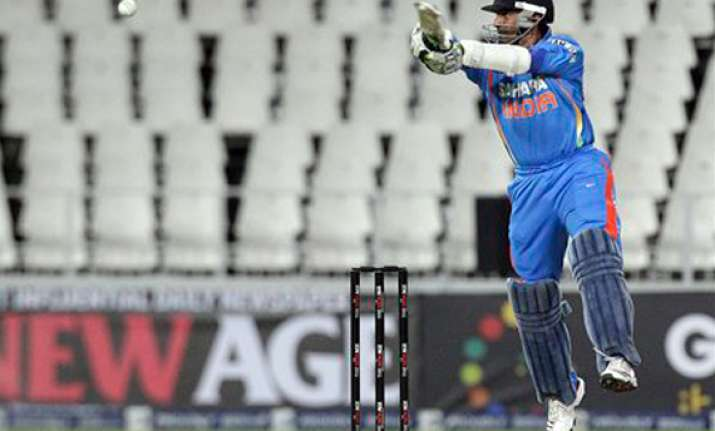 india lose to south africa by 11 runs via d/l method