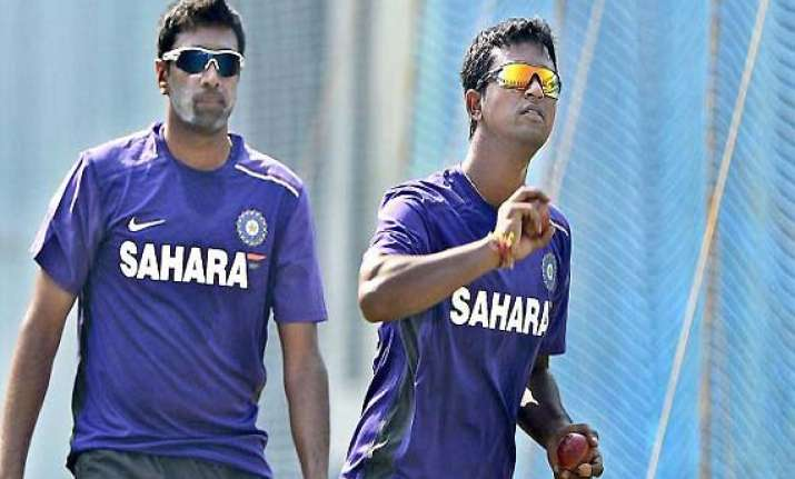 india field two off spinners in same test after a decade