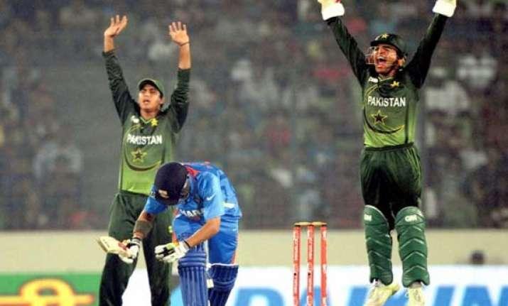 india lose to pakistan in first odi