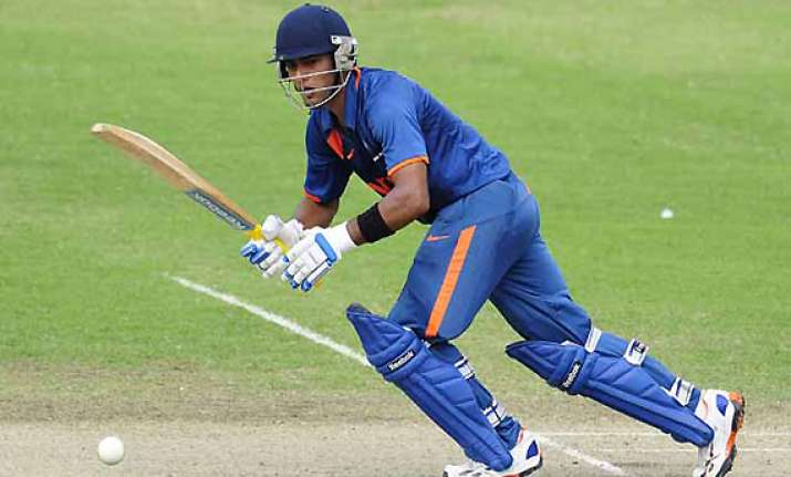 india thump lanka to face pak in u 19 asia cup final