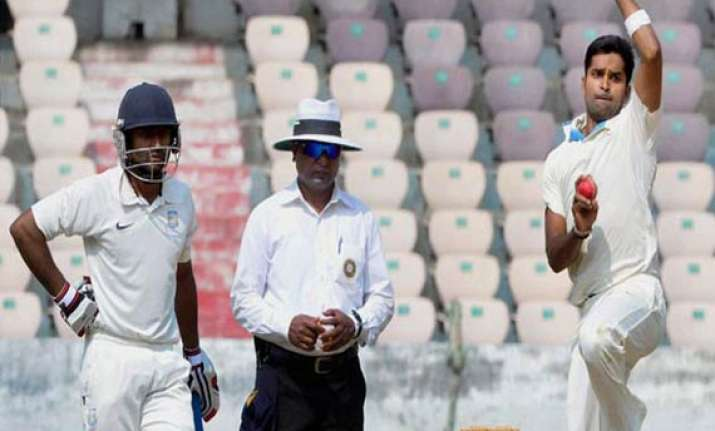 irani trophy karnataka inch closer to win against rest of
