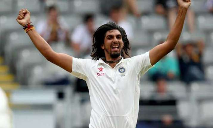 ishant sharma to be managed by cornerstone sport