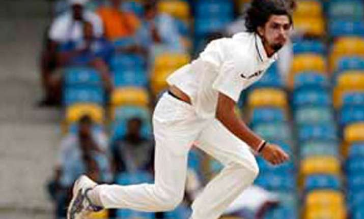 ishant fit for third test against windies