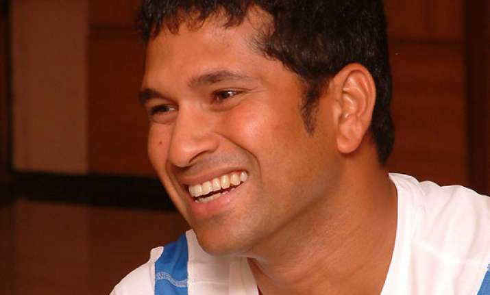 it is a fresh series sachin tendulkar