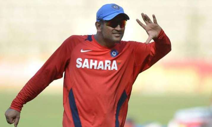 it ll be important to see how individuals perform dhoni