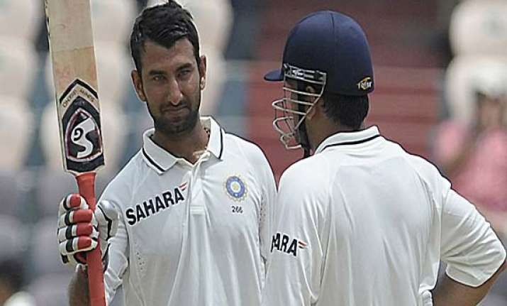it would have been shame if pujara had missed ton ashwin