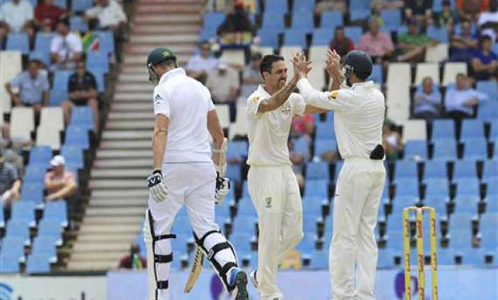 australia unstoppable against south africa