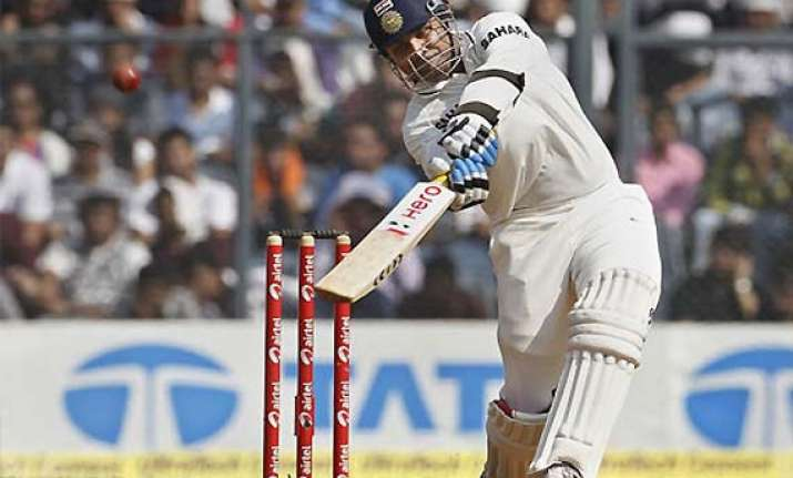 kapil vengsarkar want sehwag to score a ton in 100th test