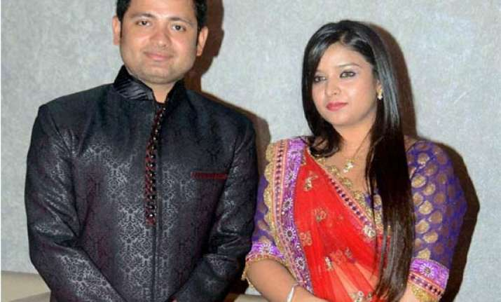 karva chauth celebrated at cricketer piyush chawla s