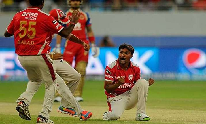 kings xi punjab pacer sandeep to miss champions league t20