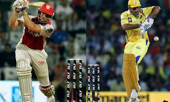 kings xi are underdogs against chennai super kings