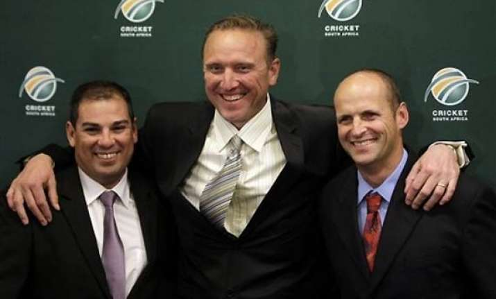 kirsten starts catching up job after taking over as sa coach