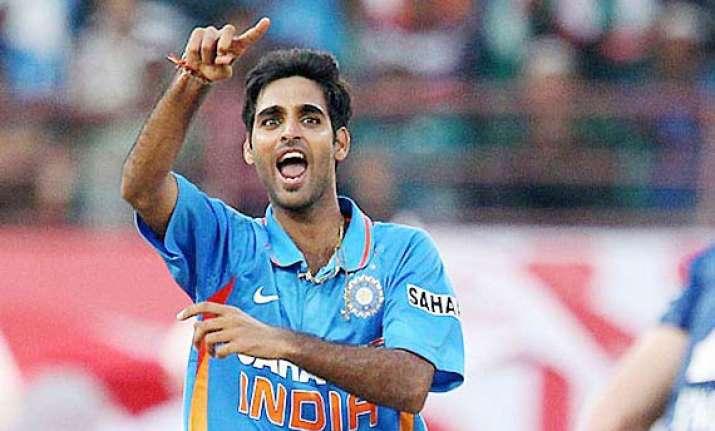 know bhuvneshwar kumar the rising star of indian cricket