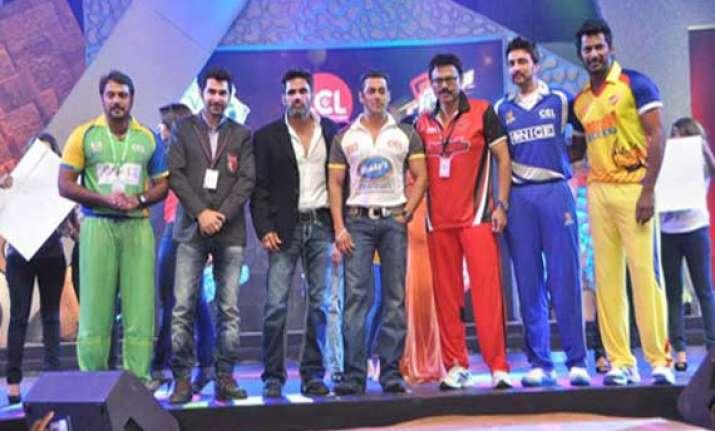 know celebrity cricket league the amalgamation of cinema