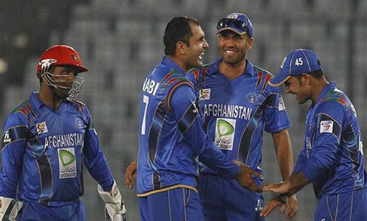 know mohammad nabi the afghan captain in icc t20.