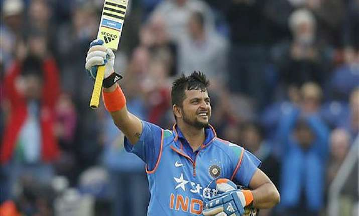 meet suresh raina who showed how to bat in english
