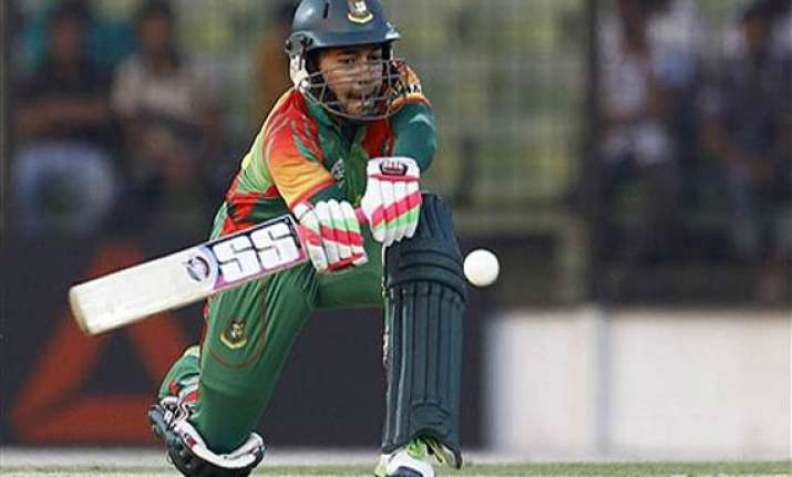 know mushfiqur rahim the captain of bangladesh in icc t20