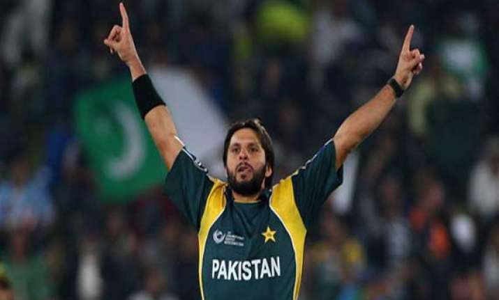 know shahid afridi the boom boom pakistan cricketer