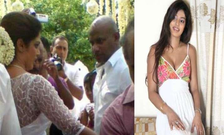 know about sanath jayasuriya s third marriage with maleeka