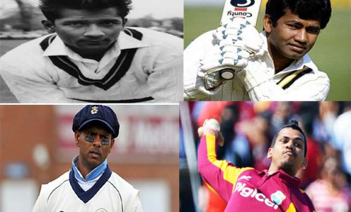 know the caribbean cricketers with indian roots
