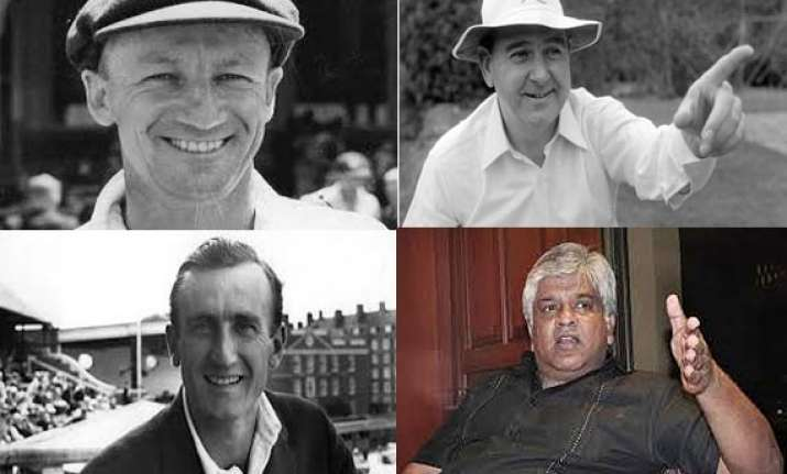 know the cricketers other than gavaskar who ran the cricket