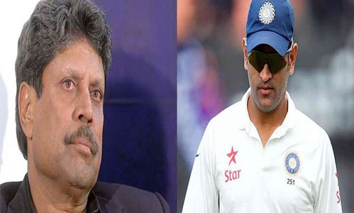 know who kapil dev believes to perform for india in the