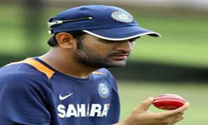 kohli has edge over raina for number four slot dhoni