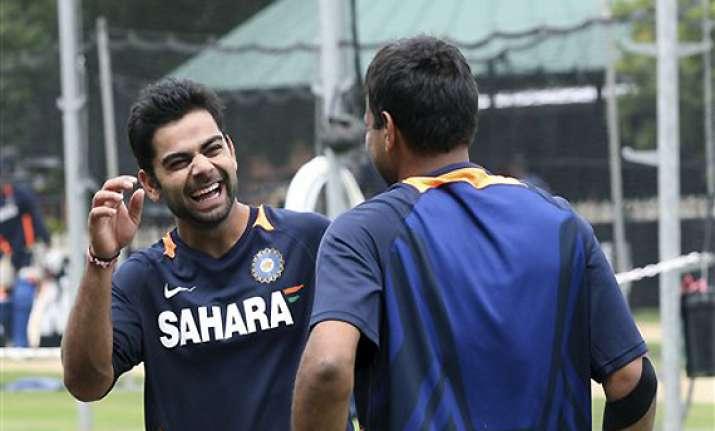kohli highest placed indian batsman in icc odi rankings