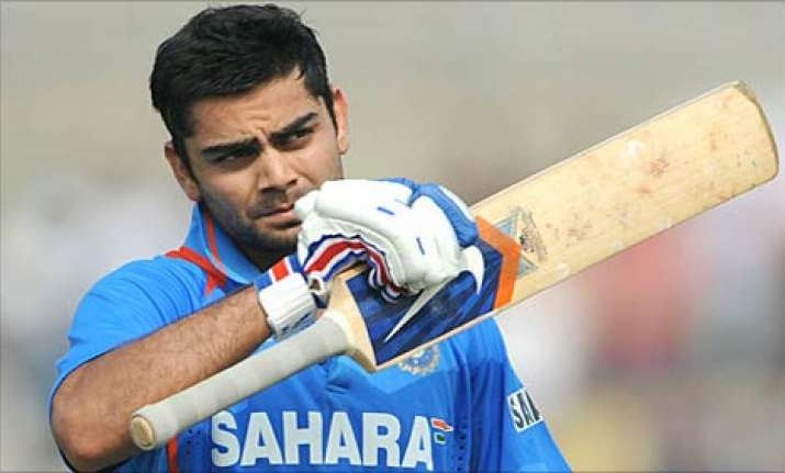 kohli says he is a changed cricketer now