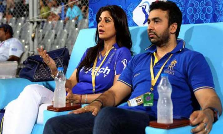 kundra is ready for probe says rajasthan royals ceo