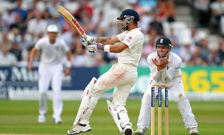 live reporting ind vs eng england won the match by 266 runs