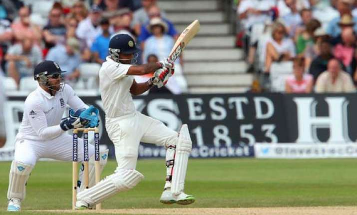 live reporting ind vs eng first test match drawn after