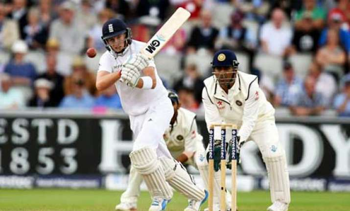 live reporting ind vs eng england 385/7 at stumps lead ind