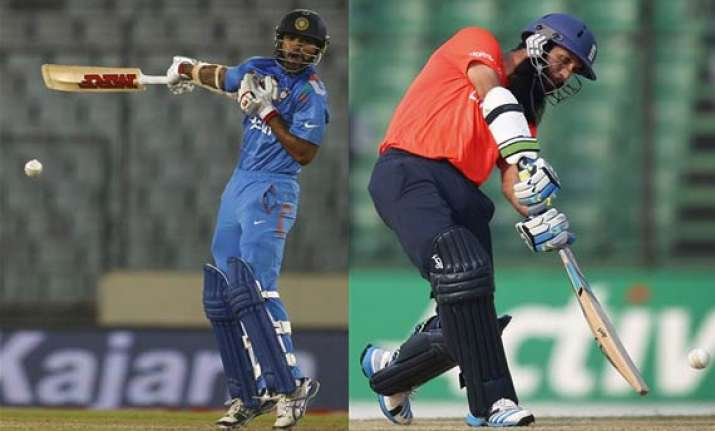 live reporting t20 world warm up match india defeated