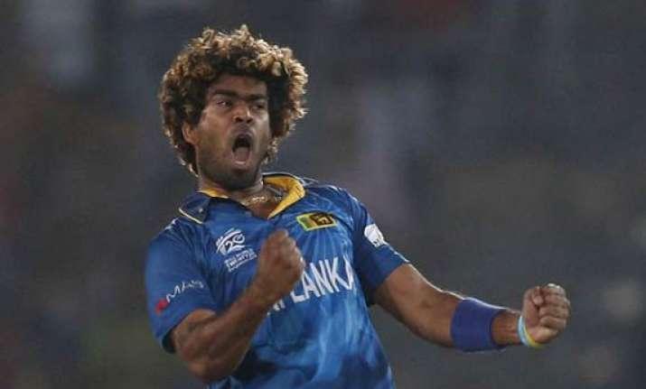 malinga named sri lanka t20 captain