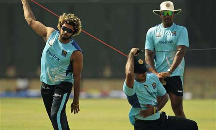 malinga named event ambassador for twenty20 world cup