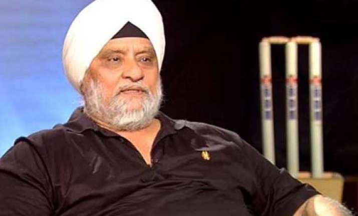 manohar should take over as interim president bedi
