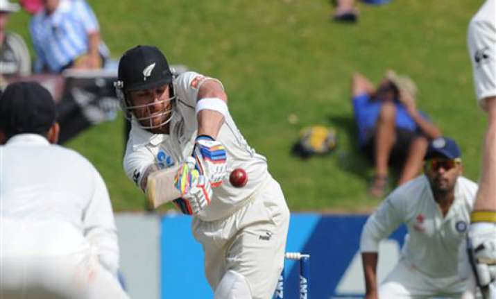 mccullum becomes first kiwi to score 300 in a test