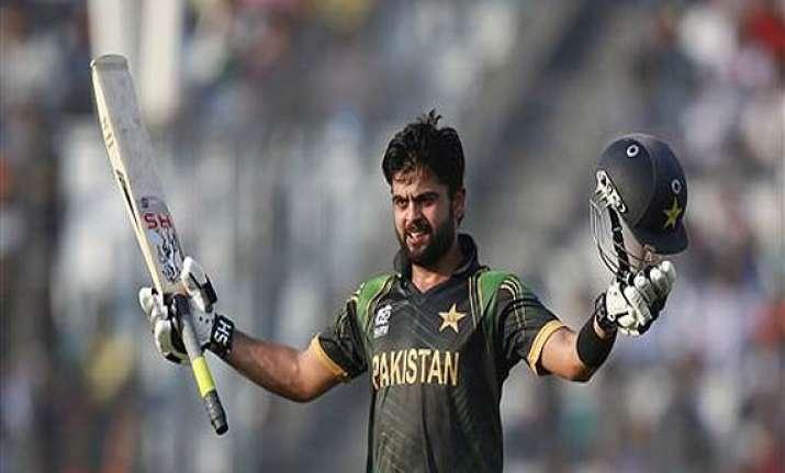 meet ahmed shahzad the latest batting sensation from