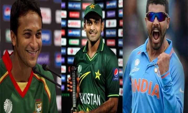 meet icc s latest top ten all rounders of cricket