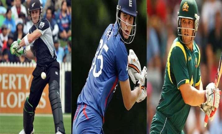 meet icc s top batsmen of twenty20 cricket