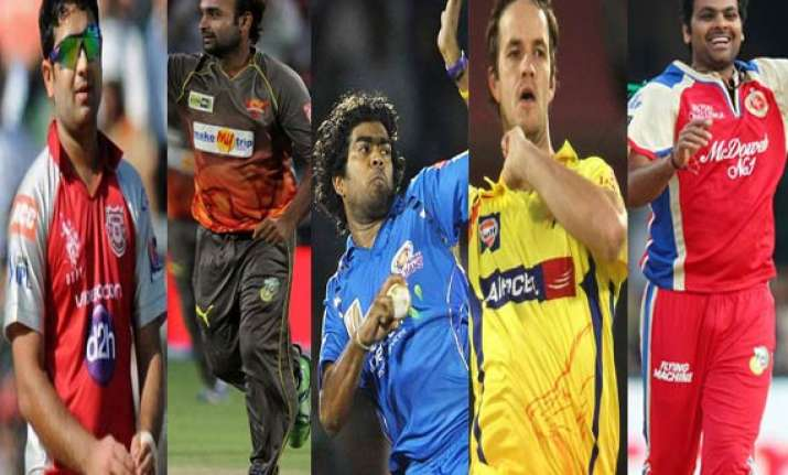 meet the 10 highest wicket takers in ipl history