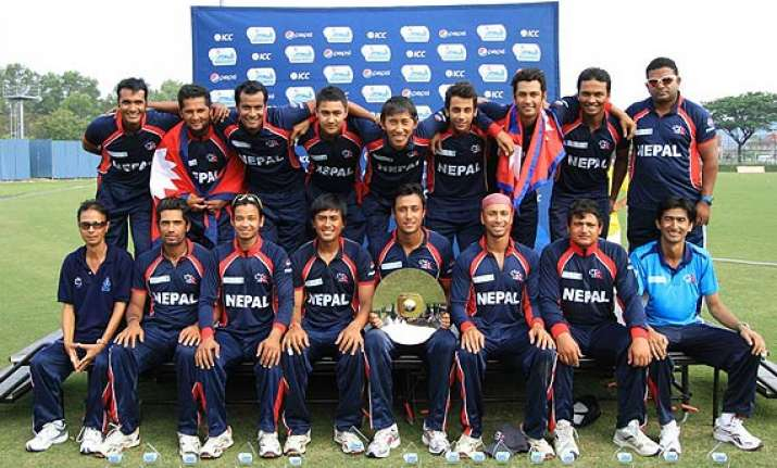 meet the latest entrant in the world of cricket nepal.