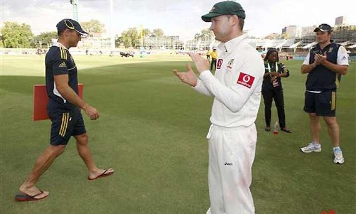 michael clarke is again world s no. 1 test batsman