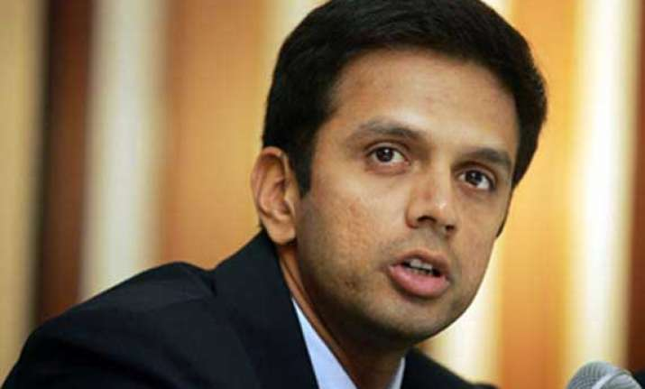 mid tour changes tough on everyone dravid