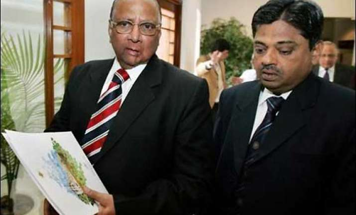 ministry list reveals bcci was ignored while sending